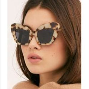 Free People Cat Eye Sunglasses NWT
